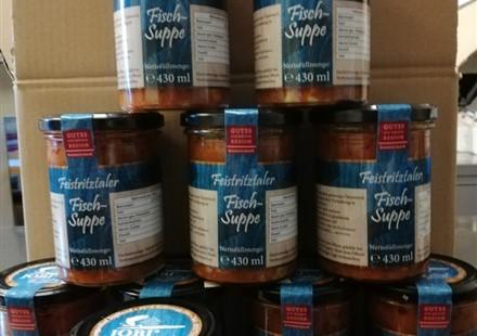 Feistritztaler Fischsuppe - 15er Paket:   Sie können gar nicht genug bekommen von der köstlichen Fischsuppe bekommen?